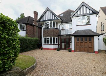 Thumbnail 6 bed detached house to rent in Blackroot Road, Sutton Coldfield