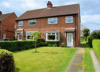 Thumbnail 3 bed property for sale in Highfield Crescent, Barlby