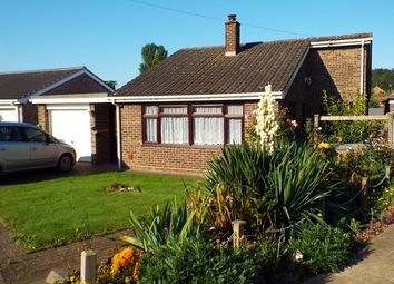 Thumbnail 2 bedroom detached bungalow for sale in Priory Close, Sporle, King's Lynn