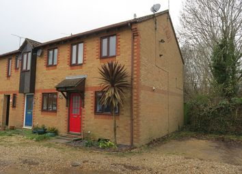 Thumbnail 2 bedroom end terrace house for sale in Tides Way, Marchwood, Southampton