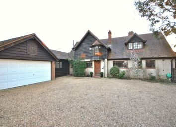 Thumbnail 5 bed detached house to rent in Oxford Road, Wokingham