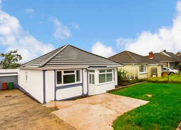 Thumbnail 2 bed detached bungalow for sale in St Cenydd Road, Caerphilly
