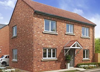 Thumbnail 3 bed detached house for sale in The Halt, Warmsworth, Doncaster