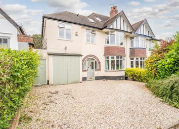 Thumbnail 6 bed semi-detached house for sale in Ellesboro Road, Birmingham