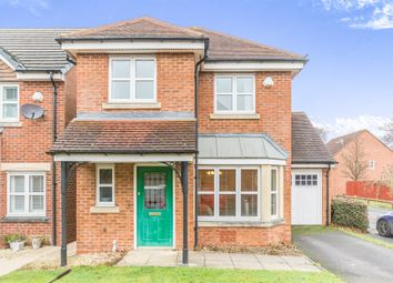 Thumbnail 3 bed detached house for sale in Rashwood Close, Hockley Heath, Solihull