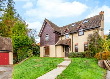 Thumbnail 6 bed detached house for sale in Hughes Close, Marlborough, Wiltshire