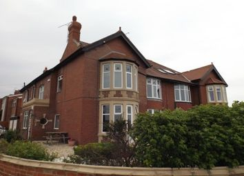 Thumbnail 4 bed maisonette to rent in Davison Avenue, Whitley Bay