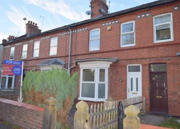 Thumbnail Terraced house for sale in Bersham Road, Wrexham