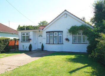 Thumbnail 3 bed detached bungalow for sale in Ridgeway Road, Herne, Herne Bay