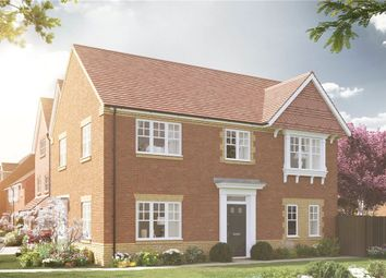Thumbnail 4 bed detached house for sale in Equestrian Walk, Biggs Lane, Arborfield Green