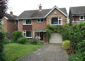 Thumbnail 4 bed detached house for sale in Birchover Way, Allestree, Derby