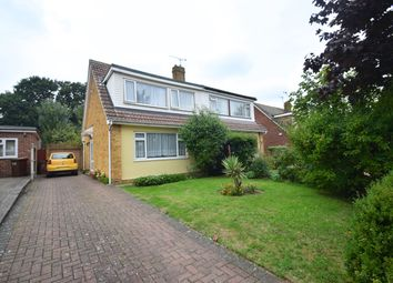 3 bed semi-detached house for sale in Courtfield Avenue, Chatham ME5