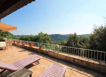 Thumbnail 4 bed villa for sale in Tourrettes-Sur-Loup, Tourrettes-Sur-Loup, Le Bar-Sur-Loup, Grasse, Alpes-Maritimes, Provence-Alpes-Côte D'azur, France