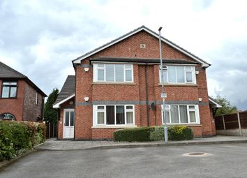 Thumbnail 2 bed flat for sale in Maple Grove, New Moston, Manchester