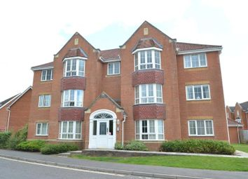 Thumbnail 2 bed flat to rent in Colebrook Way, Andover