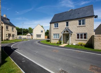 "Thumbnail 3 bed detached house for sale in ""The Trelissick"" at Cirencester Road, Fairford"