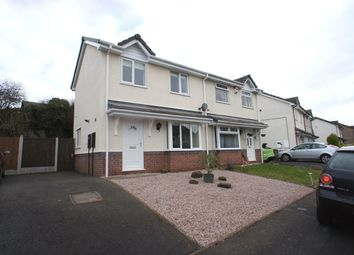 Thumbnail 2 bed semi-detached house to rent in Gleadsmoss Lane, Oakwood, Derby