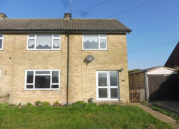 Thumbnail 3 bedroom semi-detached house for sale in Ashburton Road, Ickburgh, Thetford