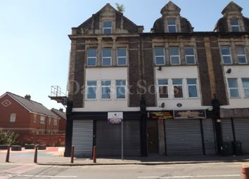 Thumbnail 1 bed flat to rent in 140 - 142 Commercial Road, Newport, Gwent.