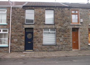 Thumbnail 3 bed property for sale in Victoria Street, Ton Pentre, Pentre, Rhondda, Cynon, Taff.