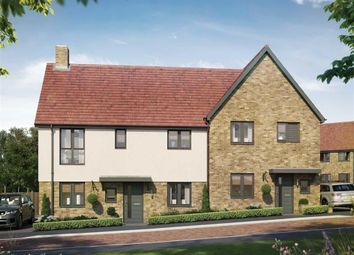 Thumbnail 2 bed semi-detached house for sale in The Lanterns, Stevenage, Hertfordshire