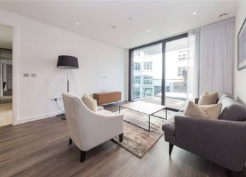 Thumbnail 2 bed flat for sale in Meranti House, London