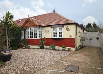 Thumbnail 3 bed semi-detached bungalow for sale in Birch Grove, Shepperton, Surrey