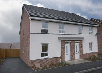 Thumbnail 3 bedroom semi-detached house for sale in Croft Gardens, Oxley, Wolverhampton