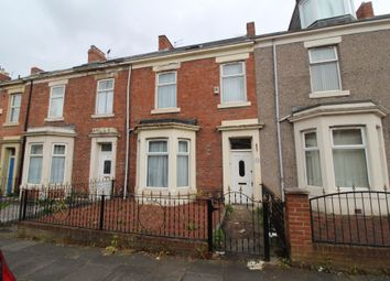 Thumbnail 5 bedroom terraced house for sale in Brighton Grove, Arthurs Hill, Newcastle Upon Tyne