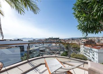Thumbnail 4 bed apartment for sale in Cannes, French Riviera, 06400