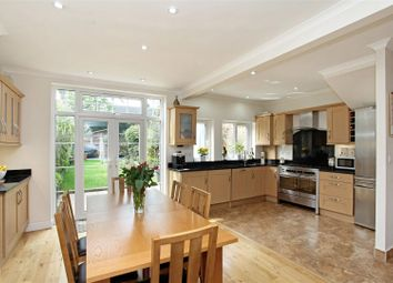 Thumbnail 4 bed terraced house for sale in Coppice Close, Raynes Park