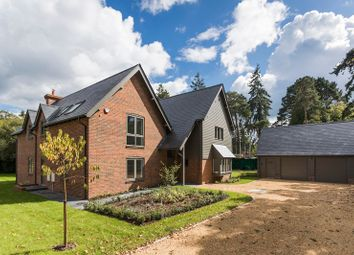 Thumbnail 5 bed detached house for sale in Forest Park Road, Brockenhurst
