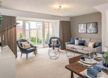 "Thumbnail 3 bed semi-detached house for sale in ""Knighton"" at Hamble Lane, Bursledon, Southampton"