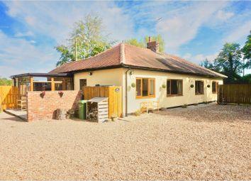 Thumbnail 3 bed detached bungalow for sale in Newbridge Lane, Nafferton, Driffield