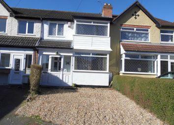 Thumbnail 3 bed property for sale in Benson Road, Kings Heath, Birmingham