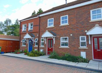 Thumbnail 3 bed terraced house to rent in Pembroke Mews, Farnborough