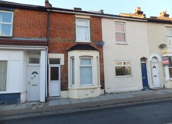Thumbnail 4 bed terraced house to rent in Cromwell Road, Southsea