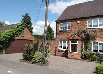 Thumbnail 4 bed barn conversion for sale in Wiggins Hill Road, Wishaw, Sutton Coldfield