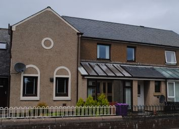 Thumbnail 3 bed terraced house to rent in Caledonian Place, Montrose