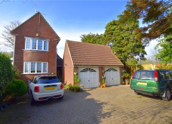 Thumbnail 3 bed detached house for sale in Old Shoreham Road, Lancing, West Sussex
