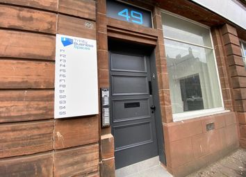 Thumbnail Office to let in Trinity Business Space, 49 John Finnie Street, Kilmarnock