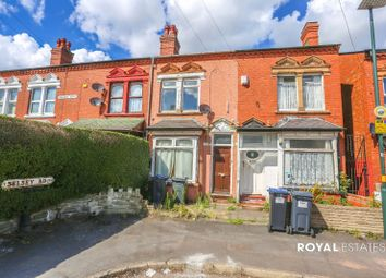 Thumbnail 4 bed terraced house to rent in Selsey Road, Birmingham