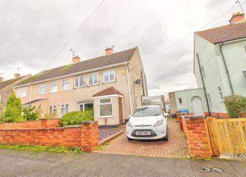 Thumbnail 3 bed semi-detached house for sale in Grimshaw Avenue, Alvaston, Derby