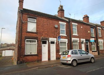 Thumbnail 2 bed terraced house for sale in Sun Street, Stoke-On-Trent