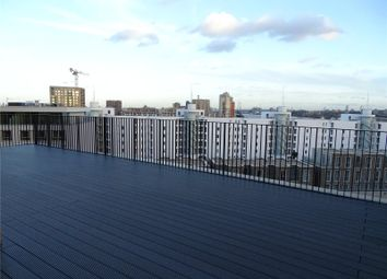 Thumbnail 3 bedroom flat for sale in Masthead House, Royal Wharf, London