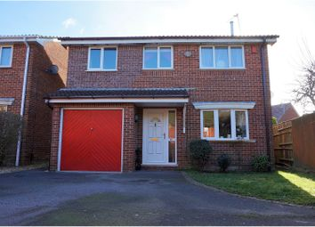 Thumbnail 4 bedroom detached house for sale in Chaldon Road, Canford Heath, Poole