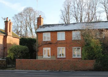 Thumbnail 3 bed semi-detached house to rent in Queen Street, Gomshall, Guildford