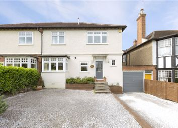 Thumbnail 4 bed semi-detached house for sale in Park Road, Brentwood, Essex