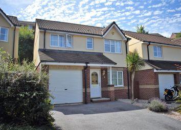 Thumbnail 4 bedroom detached house to rent in Trelissick Close, Paignton, Devon