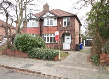Thumbnail 3 bed semi-detached house to rent in Woodlands Drive, Sale